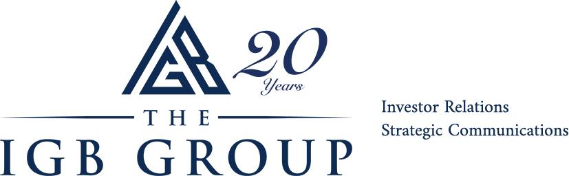 The IGB Group Logo